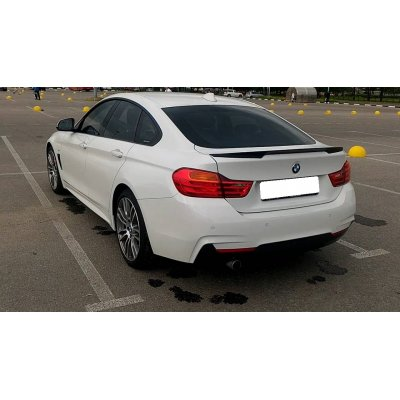 Bmw Grand Coupe F36 Spoiler (Fiber)