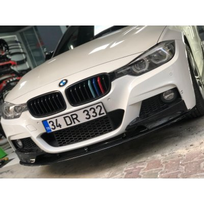 Bmw F30 M-Technic Ön Lip (Plastik)